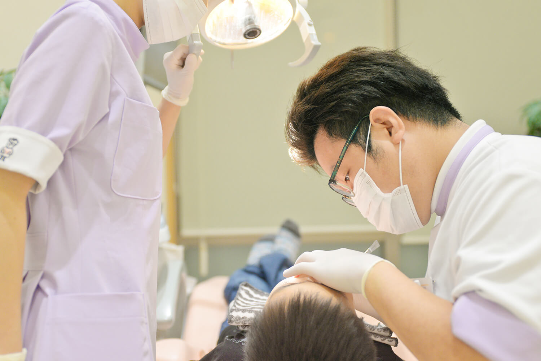 """被災地の""""心""""に寄り添う歯科医療を。"""