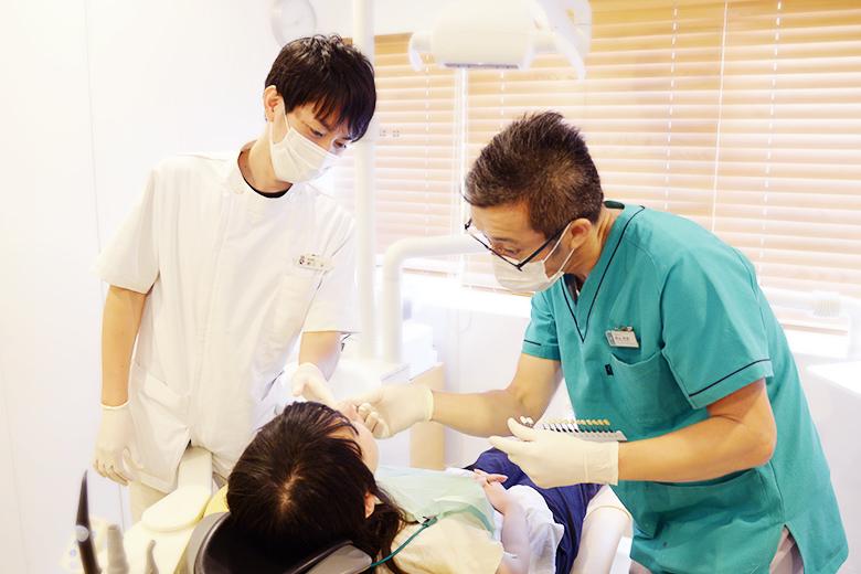 1番「最小規模」で1番「医療連携」が取れる診療所